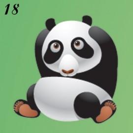 Buste Nascita Immagine Panda