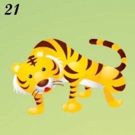 Buste Nascita Immagine Tigre