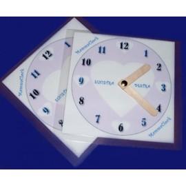 Mamma Clock ricorda quando e come allattare