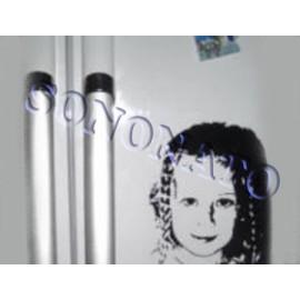 esempio realizzo dell'adesivo decorativo formato A5