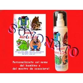 spray placebo scaccia mostri per il tuo bambino