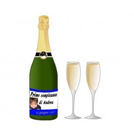 personalizza la tua bottiglia