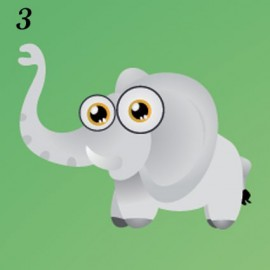 Lucina notturna immagine Elefantino