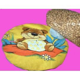 Cuscino ai noccioli di ciliegia