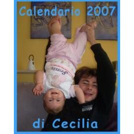 Calendario tascabile con foto e nome