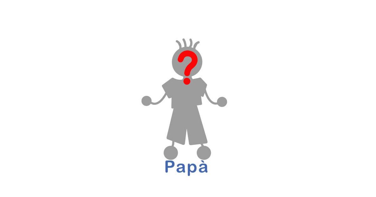 Adesivo Famiglia Papà come vuoi tu