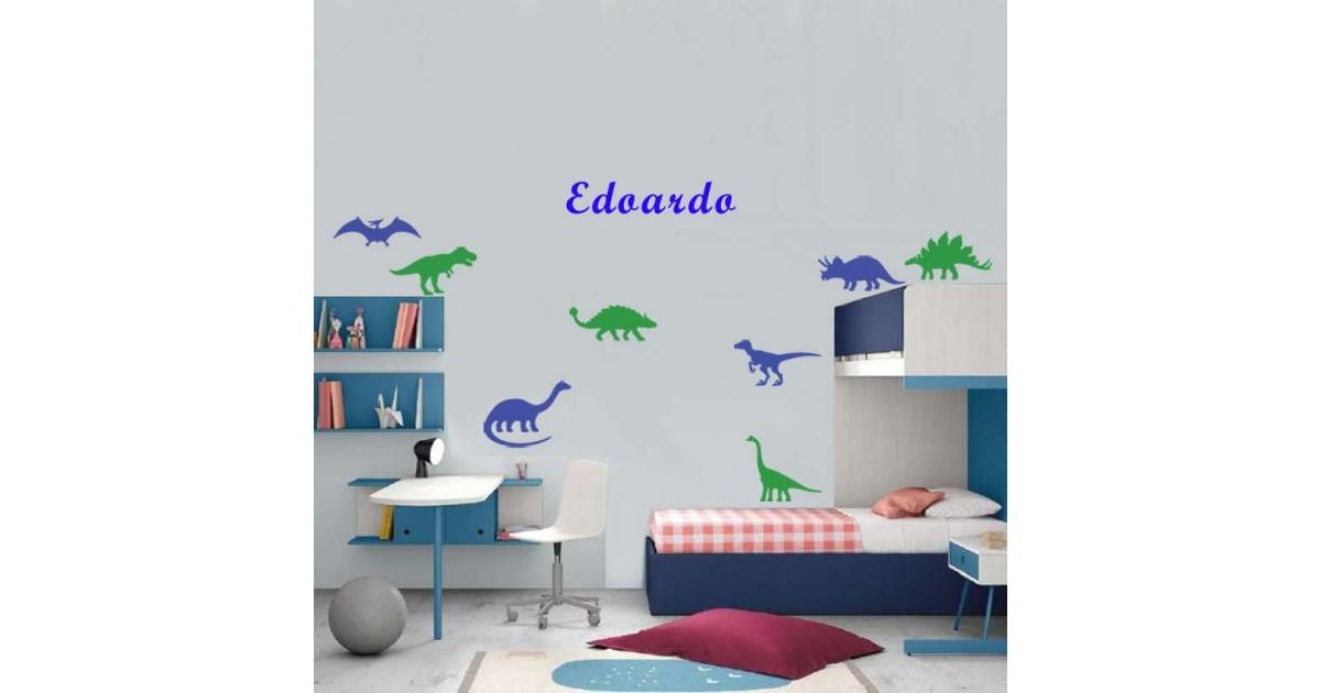 Adesivi Murali Dinosauri