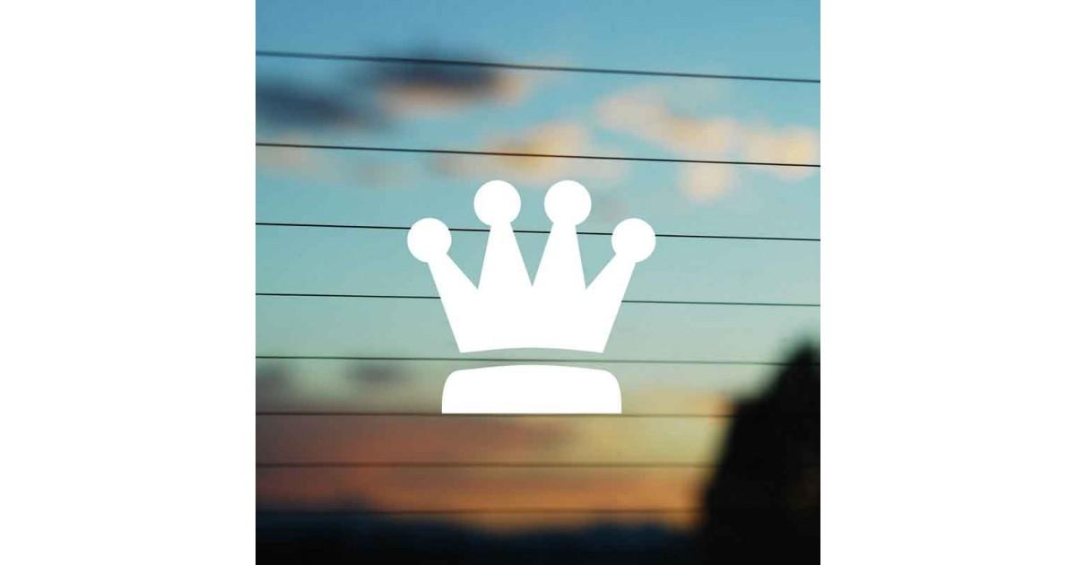 Adesivo Corona Re