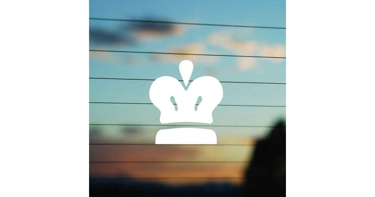 Adesivo Corona Regina