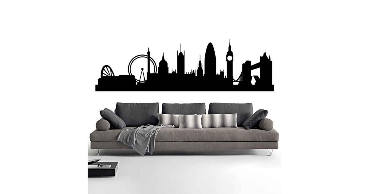 Adesivi Murali Skyline Londra