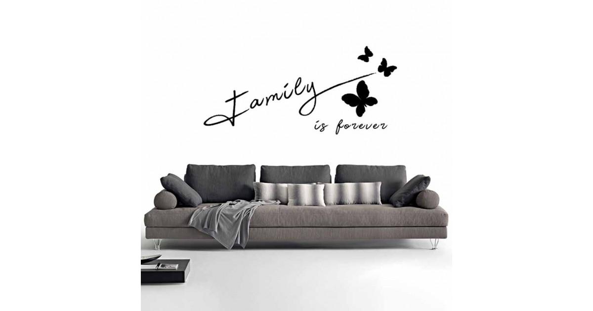 Adesivi Murali Family forever piccolo