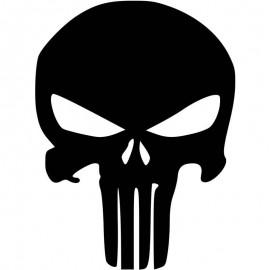 Adesivo logo Punisher