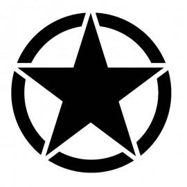 stella scritta grande Jeep
