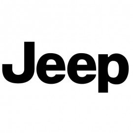 scritta stella Jeep